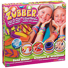 Buy Flair Zubber Bands Set Online at johnlewis.com