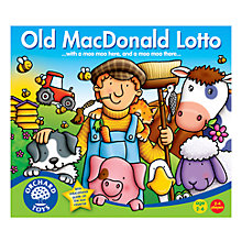 Buy Orchard Toys Old MacDonald Lotto Game Online at johnlewis.com
