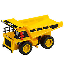 Buy CAT Dumper Truck and Backhoe Online at johnlewis.com