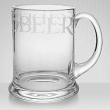 Buy Emma Bridgewater Black Toast Glassware, Beer Jug Online at johnlewis.com