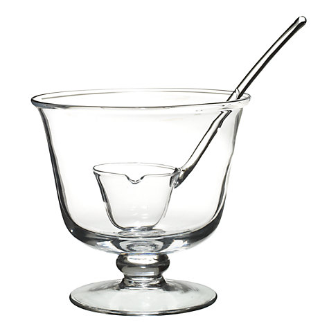 Buy LSA Serve Punch Bowl & Ladle Online at johnlewis.com