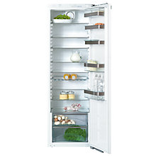 Buy Miele K9752ID-1 Tall Integrated Larder Fridge, A+ Energy Rating, 56-57cm Wide Online at johnlewis.com