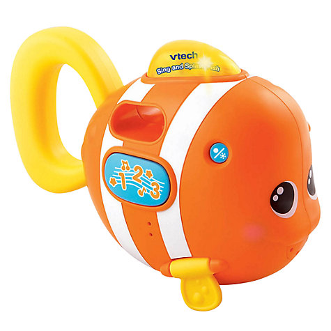 Buy VTech Sing & Splash Fish Online at johnlewis.com