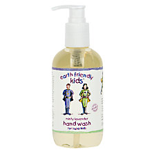 Buy Earth Friendly Kids Minty Lavender Handwash, 250ml Online at johnlewis.com