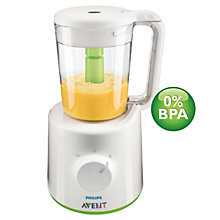Buy Philips Avent Babyfood Steamer and Blender Online at johnlewis.com