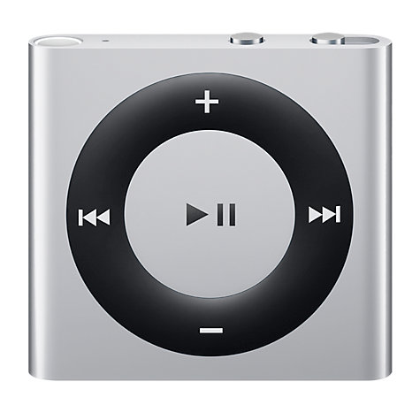 Buy Apple iPod shuffle, 2GB, Silver Online at johnlewis.com