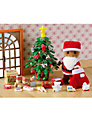 Sylvanian Families Father Christmas and Tree Set