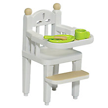 Buy Sylvanian Families Baby Highchair Online at johnlewis.com