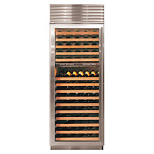 Buy Sub-Zero ICBWS30/S/TH/LH Wine Cabinet Online at johnlewis.com
