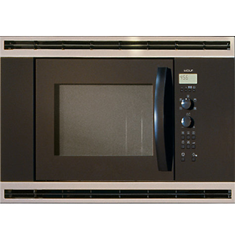 Buy Wolf ICBMW30-240 Built-in Combination Microwave, Stainless Steel Online at johnlewis.com