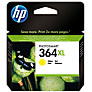 HP 364XL Printer Cartridge, Yellow, CB325EE