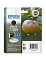 Epson T1291 Apple Inkjet Printer Cartridge, Black