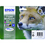Epson Fox T1285 Inkjet Cartridge Multipack
