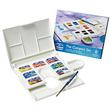 Buy Cotman Watercolour Compact Paint Set Online at johnlewis.com