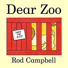 Buy Dear Zoo Board Book Online at johnlewis.com