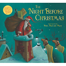 Buy The Night Before Christmas Online at johnlewis.com