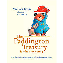 Buy The Paddington Treasury For The Very Young Online at johnlewis.com