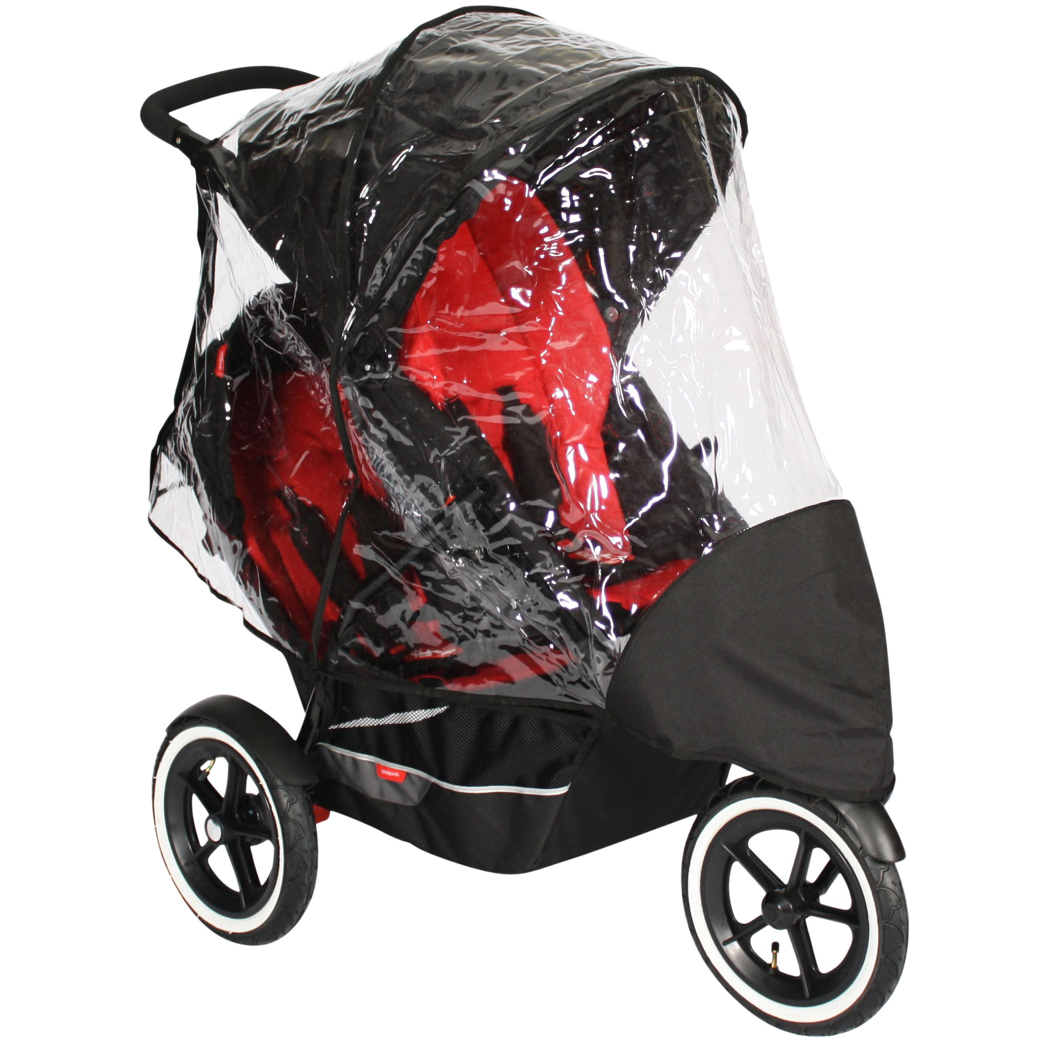 Phil & Teds Phil & Teds Navigator Storm Raincover, Double