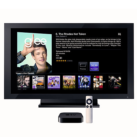 Buy Apple TV with 1080p Full HD Online at johnlewis.com