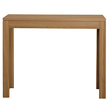 Buy John Lewis Value Kirby Console Table Online at johnlewis.com