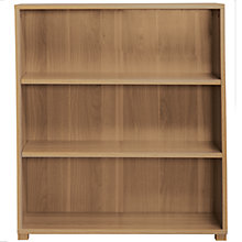 Buy John Lewis Value Kirby Low, Wide Bookcase Online at johnlewis.com