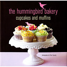 Buy The Hummingbird Bakery Cupcakes and Muffins Online at johnlewis.com