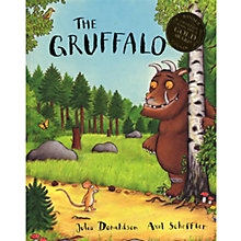 Buy The Gruffalo (Paperback) Online at johnlewis.com