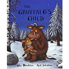 Buy The Gruffalo's Child (Board Book) Online at johnlewis.com