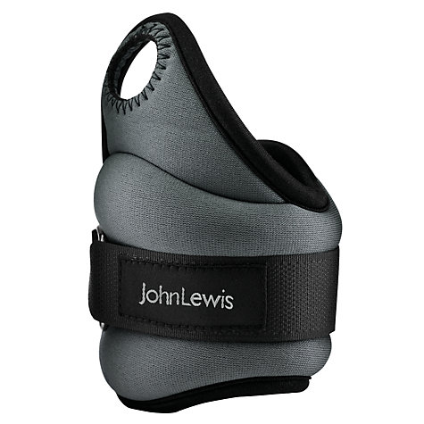 Buy John Lewis Wrist Weights, 2x 0.5kg Online at johnlewis.com