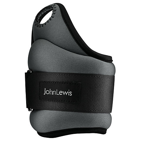 Buy John Lewis Wrist Weights, 2x 1kg Online at johnlewis.com