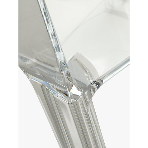 Buy Philippe Starck for Kartell Ghost Buster Night Table, Crystal, Small Online at johnlewis.com