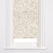 Buy John Lewis Woodland Roller Blinds, Putty Online at johnlewis.com
