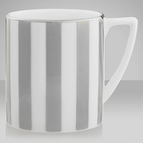 Buy Jasper Conran for Wedgwood Platinum Striped Espresso Cup Online at johnlewis.com