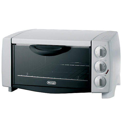 Buy De'Longhi EO12001W Mini Oven and Grill Online at johnlewis.com