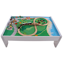 Buy Brio Flying Scotsman and Play Table Set Online at johnlewis.com