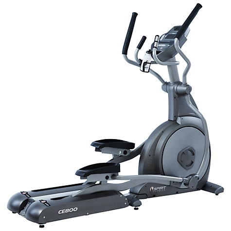 Buy Spirit Fitness CE800 Club Series Elliptical Trainer Online at johnlewis.com
