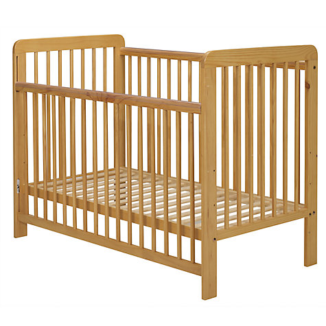 Buy John Lewis Eric Cot, Natural Online at johnlewis.com