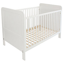 Buy John Lewis Alex Cotbed, White Online at johnlewis.com