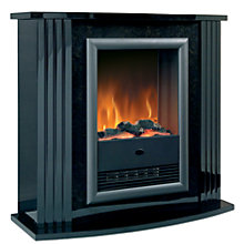 Buy Dimplex Fuel-Effect Fire, Mozart MZT20BL Online at johnlewis.com