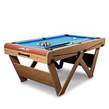 Buy Riley 6ft Deluxe Pool and Table Tennis Table Online at johnlewis.com