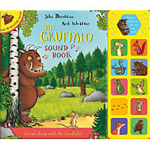 Buy The Gruffalo Sound Book Online at johnlewis.com