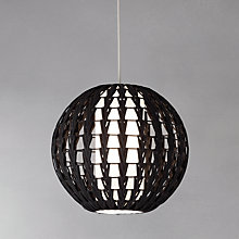 Buy John Lewis Easy-to-fit Sterling Ceiling Shade Online at johnlewis.com