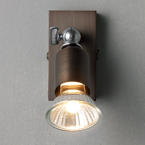 Buy John Lewis Churchill Single Spotlight Online at johnlewis.com