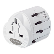 Buy Design Go Worldwide and USB Travel Adaptor Online at johnlewis.com