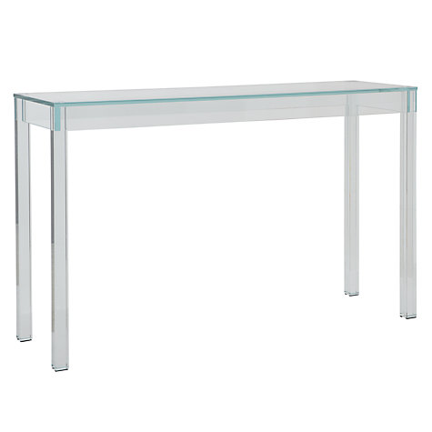 Buy Greenapple Crystal Vienna Console Table Online at johnlewis.com