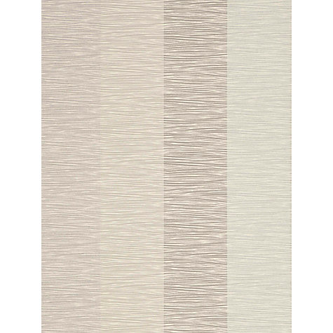 Buy Harlequin Corvini Stripe Wallpaper, Silver/Putty 15805 Online at johnlewis.com