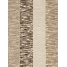 Buy Harlequin Corvini Stripe Wallpaper, Mocha/Chocolate 15807 Online at johnlewis.com