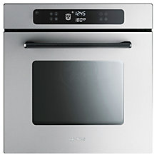Buy Smeg FP610X Marc Newson Single Electric Oven, Stainless Steel Online at johnlewis.com