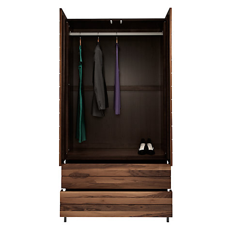 Buy John Lewis Loft 2-door Double Wardrobe Online at johnlewis.com
