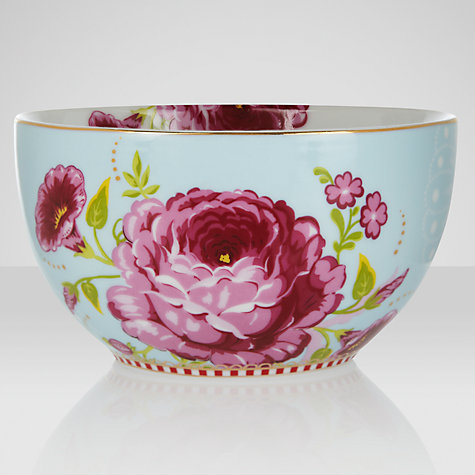Buy PiP Studio Bowl, Blue, Dia.12cm Online at johnlewis.com